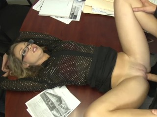 Saira banu and jyothi charlee monroe catches boss jacking off - wants to show off her assets