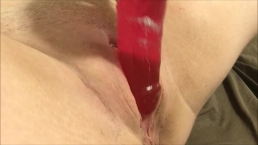 Making and Tasting My Sweet Pussy Cream