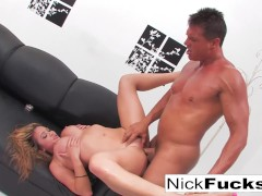 Rough Gonzo sex with Asian Hottie Mia Lelalni and Nick Manning