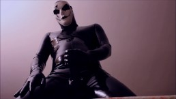 Latex Catsuit Solo Play