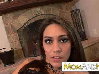 Sexual Activity Rates Milf Mom Sex Addict, Brunette Hardcore Latina Milf Pornstar