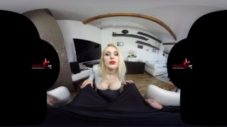 StockingsVR - Lapdance Angel Wicky Pov pussy