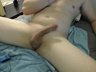 Cumming on cam HARD for my supporters