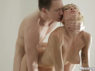 Massage-X - Rita Rush - Rub me all and cum in my mouth