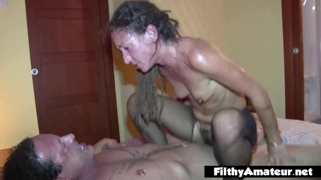 Hairy ass anal pussy - Anal lover eat the pussy hairy dp passion for the milfs