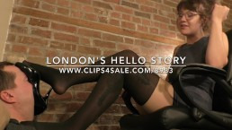 London's Hello Story - (Dreamgirls in Socks)