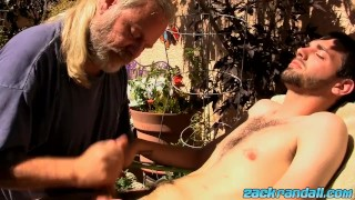 Sexy jeremy bj taking dick cox js with strong care wild of hair jerking