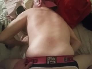 Pounding a stranger bareback raw, feedback?