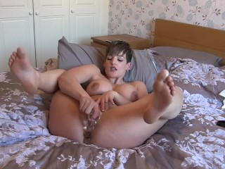 PUSSY AND ASS BIG TOY FUCK XXX