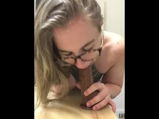 Daddys Girl Sucking Cock Being A Sexy Slut That Wants Her Pussy To Fill