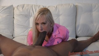 Florida Mom Takes her first and the Biggest BBC ever! Dredd!