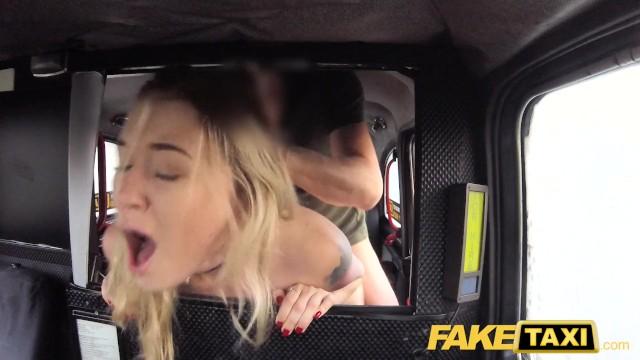 Fake Taxi Petite Brunette