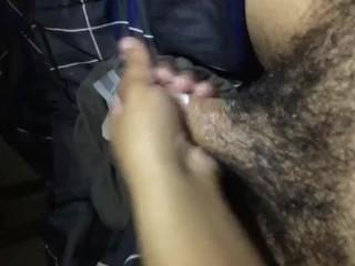 Masturbating High as Fuck