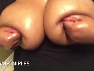 Huge  Breast Love ❤️
