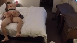 Horny Secretary Fucked in Hotel - CC