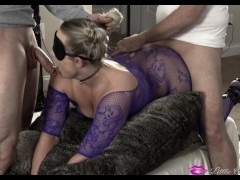 Alby rydes leads handjob on class Handjob