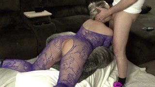 Surprise threesome a big hotwife surprise young k splitroast for in dick pov surprise