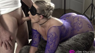 SPLITROAST SURPRISE! A Big Dick For Young Hotwife In Surprise Threesome! 4K Blonde july