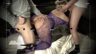 Young threesome a for dick hotwife splitroast big in surprise surprise k one young