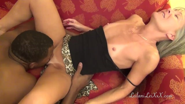 Barter Town - Milf Barters with BBC Tenant for Rent