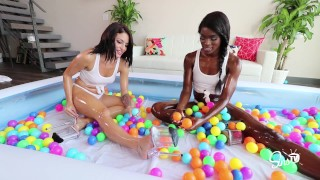 Too Hot for YouTube! SinsTV Deleted Vlog, Johnny and Kissa Sins, Ana Foxxx