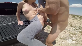 Some truck in fucking a sex sins road tour head epic and sucking pov big