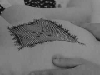 tattooed teen nipple orgasm