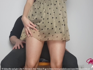 Preview 1 of How Make him Cum in less 2 Minutes Inside my tight pussy - MiaQueen