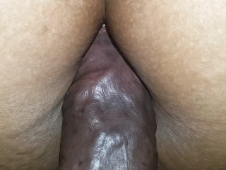 She like my big cock in her ass part 2