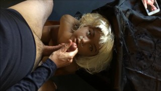 Sex Doll Mia & I 15th Video! Cumshot Compilation, 12 Juicy Loads! :)