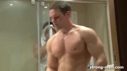 Pau Casserras & Maikel Cash in the Shower
