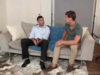 Bottom Lance Hart interviews Michael Del Ray