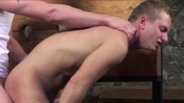 Use my Body Masters Vs. Slaves Bareback Action