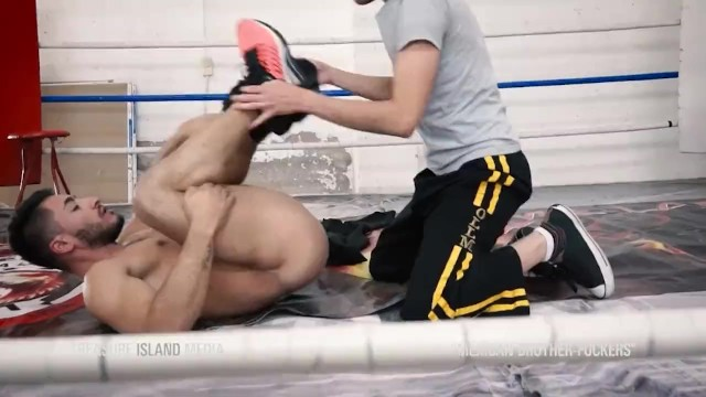 Gay guys having sex videos - Mexican brother-fuckers boxed and bred