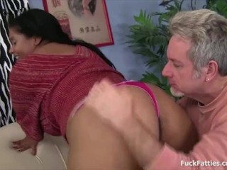 Cock Is Hungry Blond Ebony Sucking And Fucking A White Cock