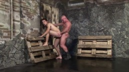 Use my Body Masters and Slaves bareback fuck action