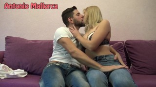 I PICKED UP AN UKRAINIAN GIRL and i KISSED HER PASSIONATELY (ASS GRABBING)