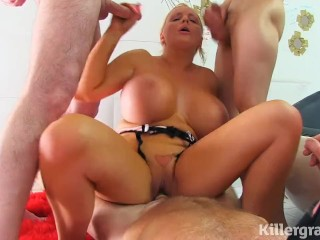 Shyla Stylez Hardcore Picture Gallery Fucking, Killergram Huge boobs Jordan Pryce in a hardcore gang