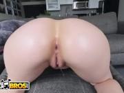 Slamming Big Booty PAWG Mandy Muse's Perfect Ass Hole