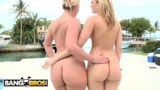 BANGBROS - The Big Ass Battle! Phoenix Marie Vs. Alexis Texas porno
