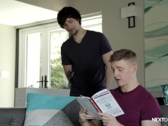 NextDoorRaw I Barebacked My Step Brother For The First Time Today