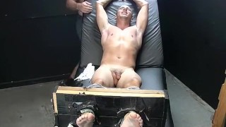 Massage collins franco feet with and play and tickleing gay bondage