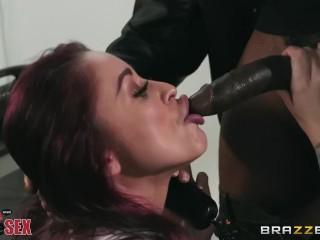 Brazzers Presents 1800 Phone Sex: Line 7, Monique Alexander