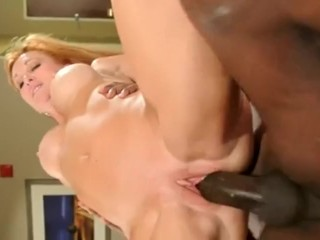 BLACKED Side Chick Gets Punished With Black cock