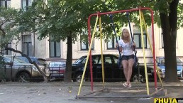 Russian teen picked off for rough anal
