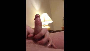 Jerking Off to Subscriber Video Tribute with Cumshot