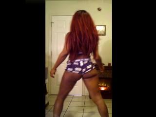 Dancing to Famous Dex ft ASAP