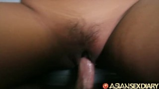 Two Filipina Cuties I Took Turns Fucking  bj trimmed asian pinay missionary fetish kink asiansexdiary pint of view cowgirl doggy petite filipina 3some shaved natural tits