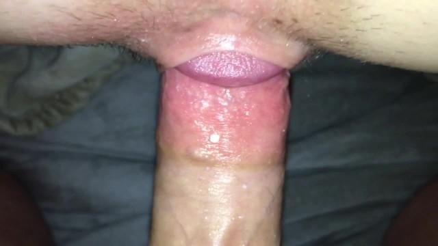 Amateur Cum Inside Pussy