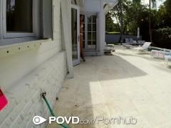POVD Backyard skinny dipping f